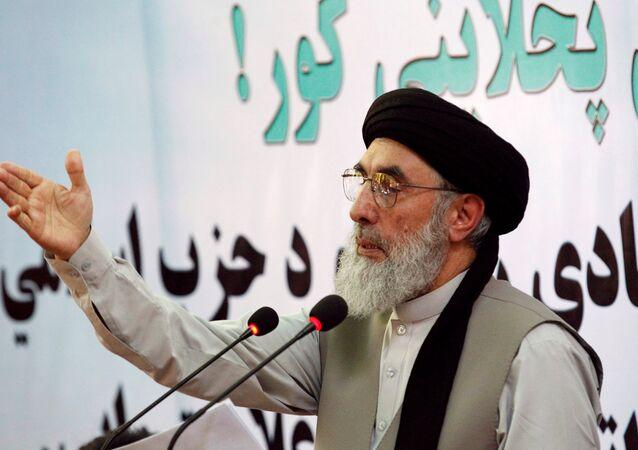 Hizb-i İslami örgütü lideri Gülbeddin Hikmetyar