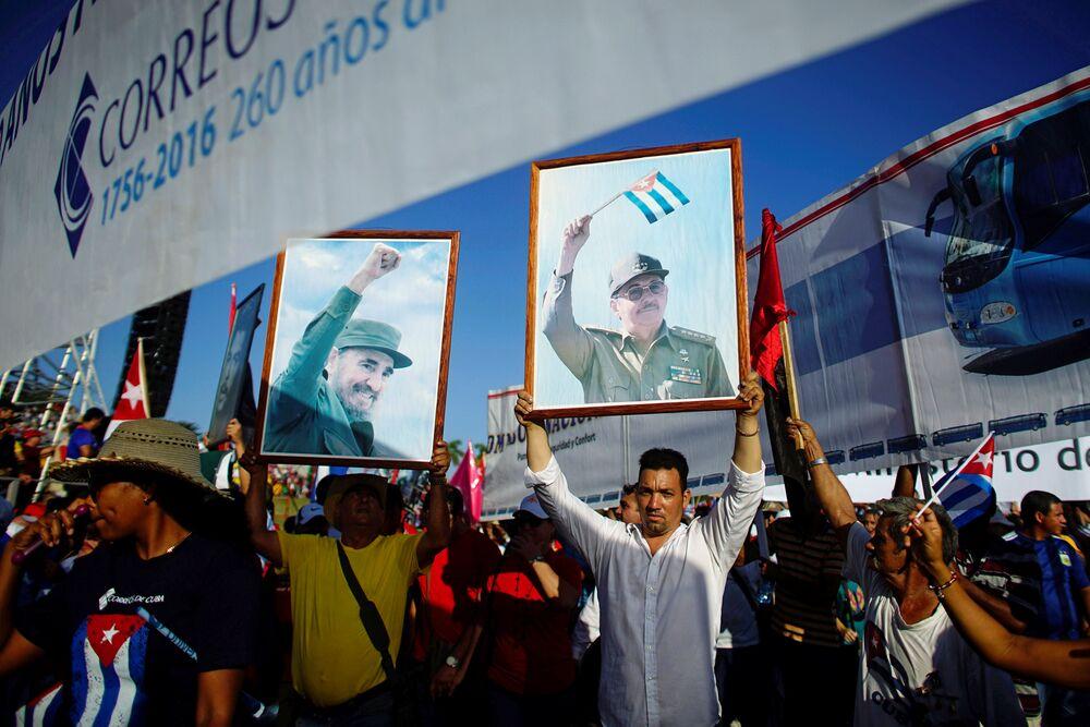 Küba'da 1 Mayıs