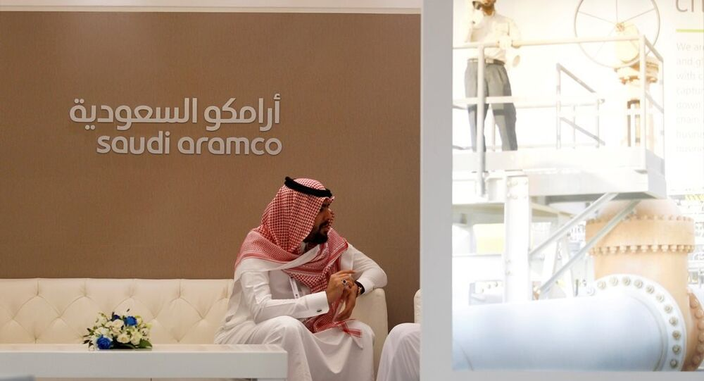 Suudi Arabistan milli petrol şirketi Aramco