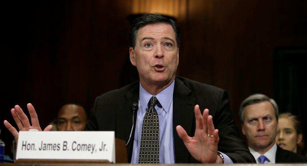 FBI Direktörü James Comey