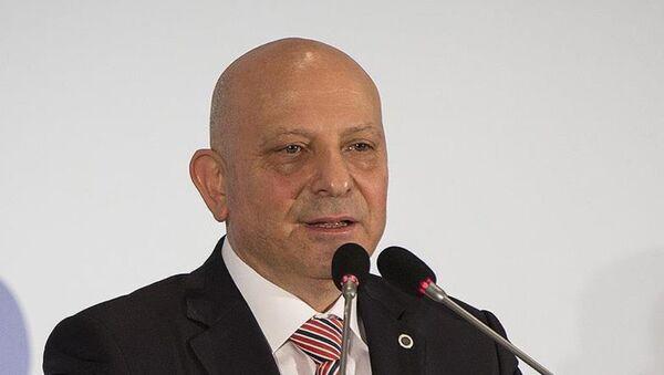 Ankara Üniversitesi Rektörü Prof. Dr. Erkan İbiş - Sputnik Türkiye