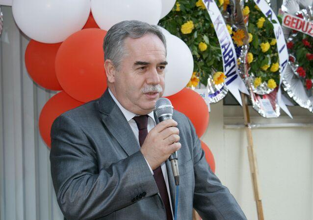 AK Parti Manisa Milletvekili Recai Berber