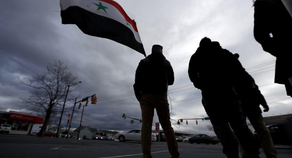 Suriye Bayrağı
