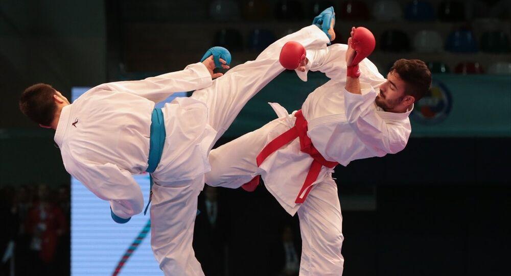 Karate Avrupa Şampiyonluğu