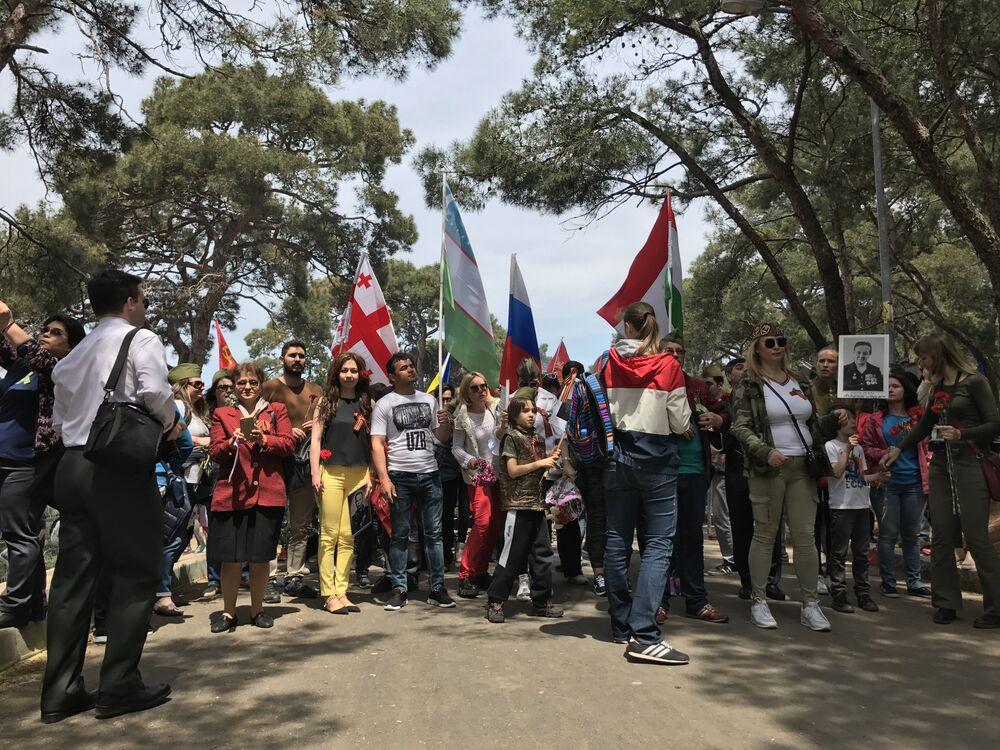 İstanbul'da Zafer Günü coşkusu