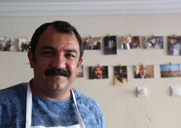 29 yıllık Kürt tiyatrocu 'Goşto' ile tutunmaya çalışıyor