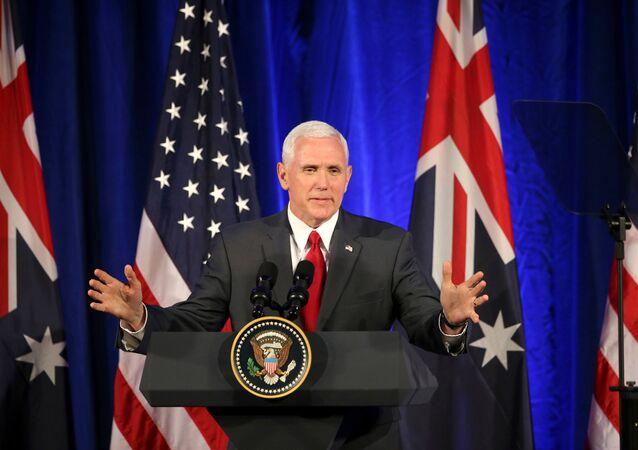 ABD Başkan Yardımcısı Mike Pence