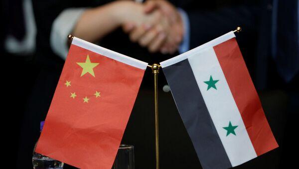 Suriye- Çin - Sputnik Türkiye