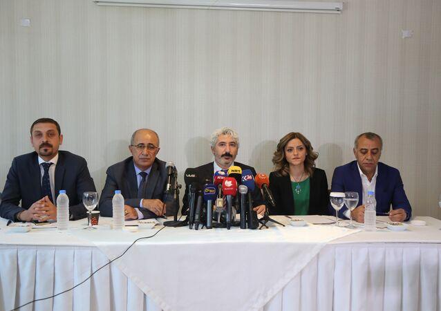 HDP Eşbaşkanı Selahattin Demirtaş'ın avukatları