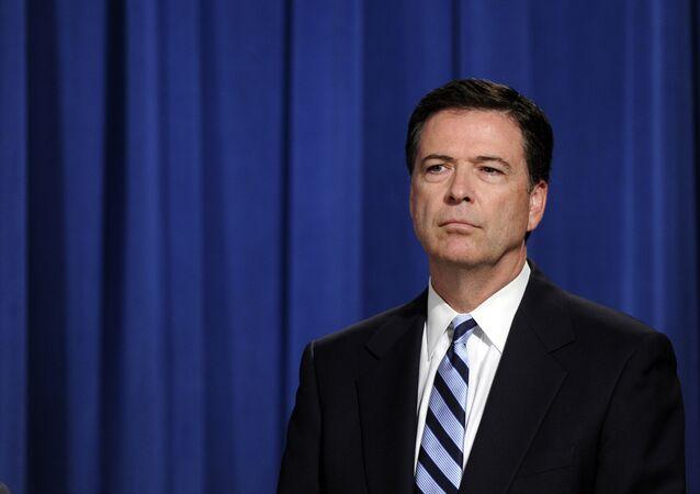 Eski FBI Direktörü James Comey