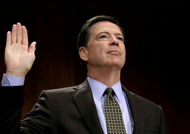 FBI Direktörü James Comey