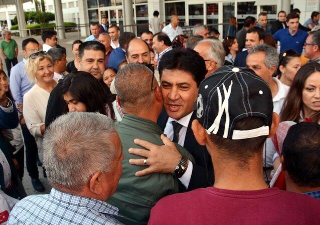 Kemer Belediye Başkanı Mustafa Gül