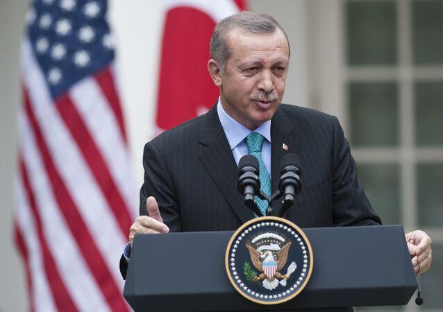 Cumhurbaşkanı Recep Tayyip Erdoğan / Beyaz Saray