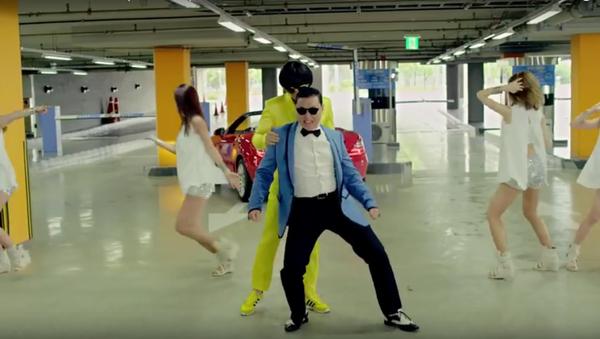 Gangnam Style - Sputnik Türkiye