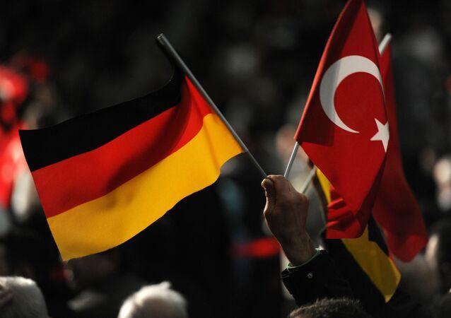 Almanya- Türkiye