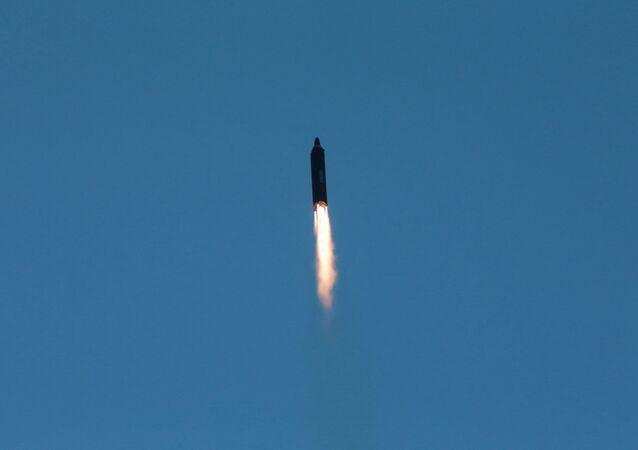 Kuzey Kore yeni füze denemesini gerçekleştirdi
