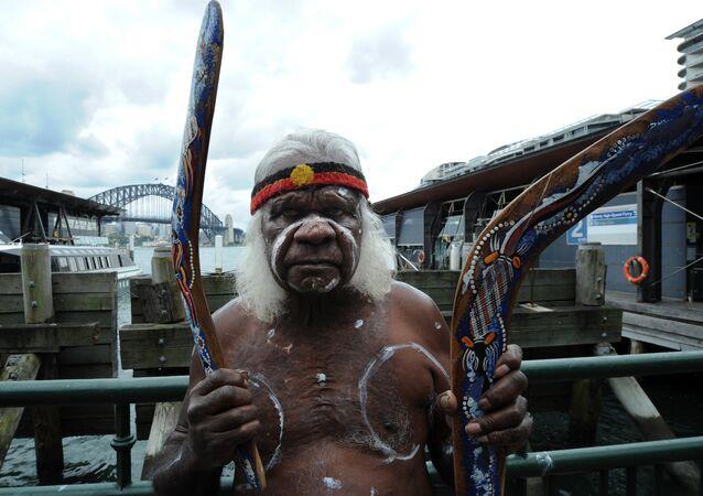 Aborijin / Bumerang