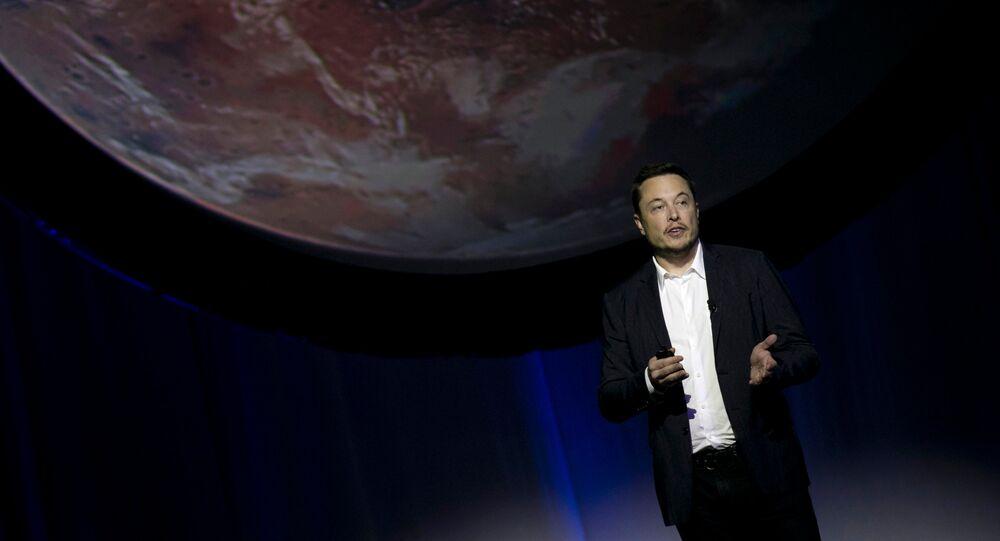 Tesla Motors CEO'su Elon Musk
