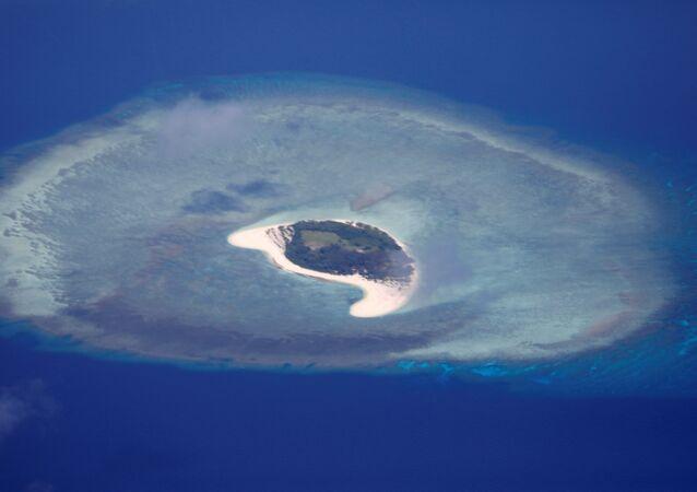 Güney Çin Denizi- Spratly Adaları