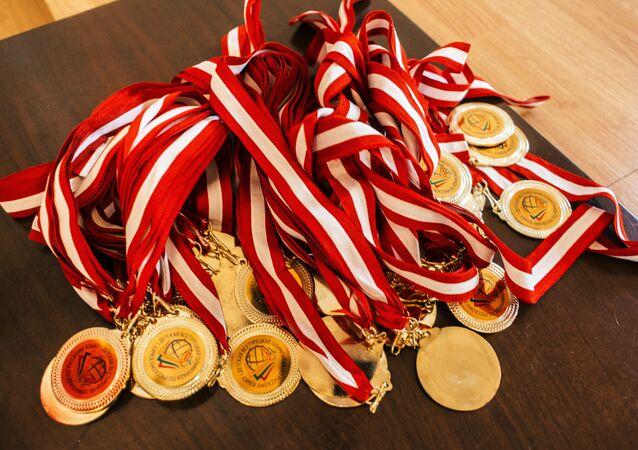 3. Rusça Olimpiyatları