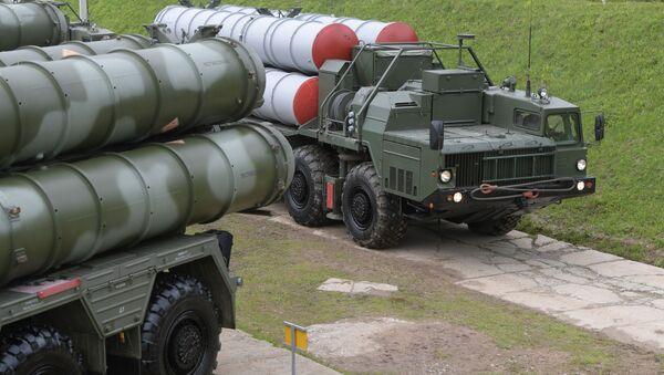 Rus ordusundan Moskova'da S-400'lü eğitim. - Sputnik Türkiye