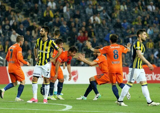 Fenerbahçe - Medipol Başakşehir maçı