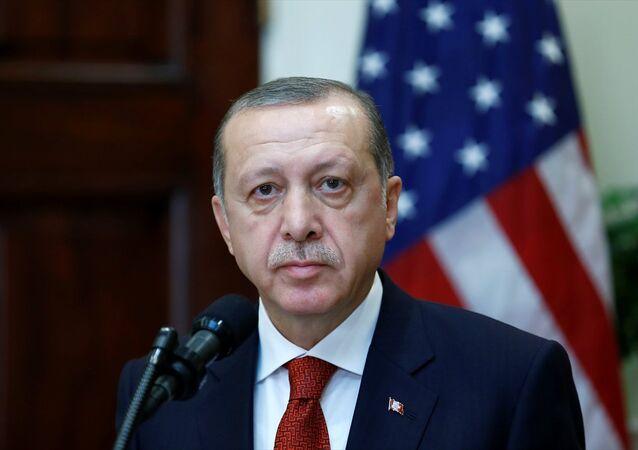 Cumhurbaşkanı Recep Tayyip Erdoğan - ABD
