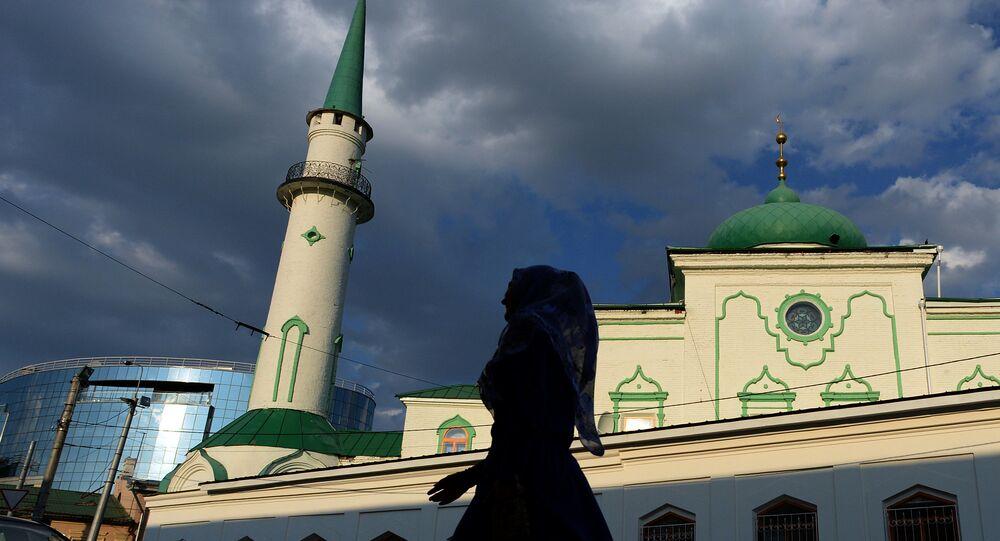 Tataristan'ın başkenti Kazan