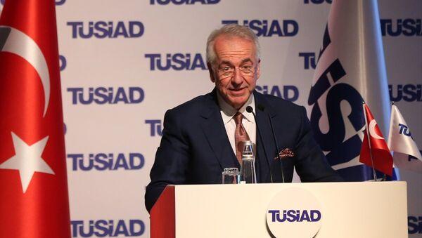 TÜSİAD Başkanı Erol Bilecik - Sputnik Türkiye