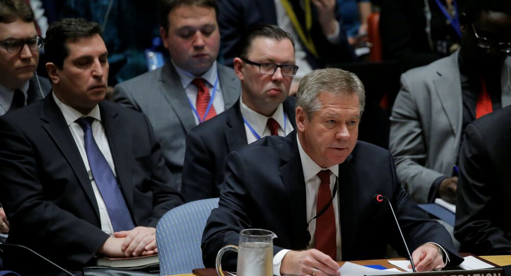 Rusya Dışişleri Bakanı Yardımcısı Gennadiy Gatilov