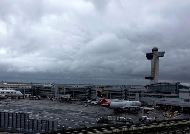 New York'taki JFK Havalimanı