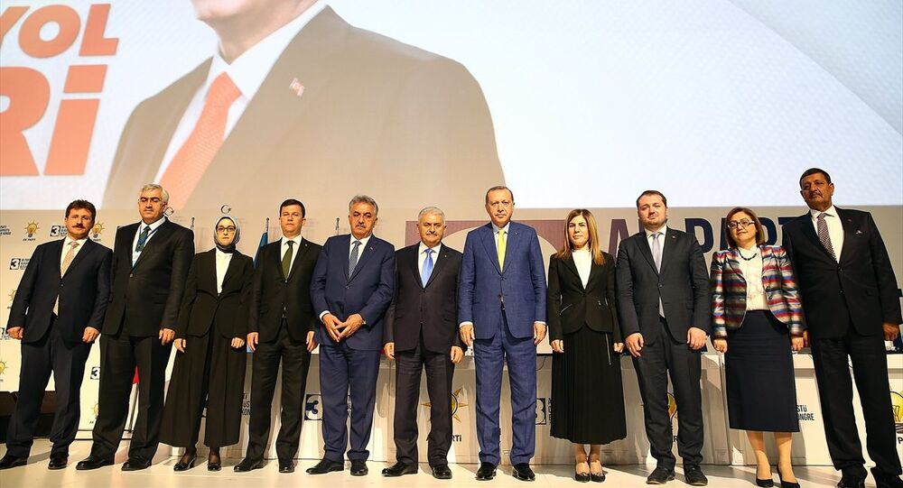 AK Parti Olağanüstü Kongresi