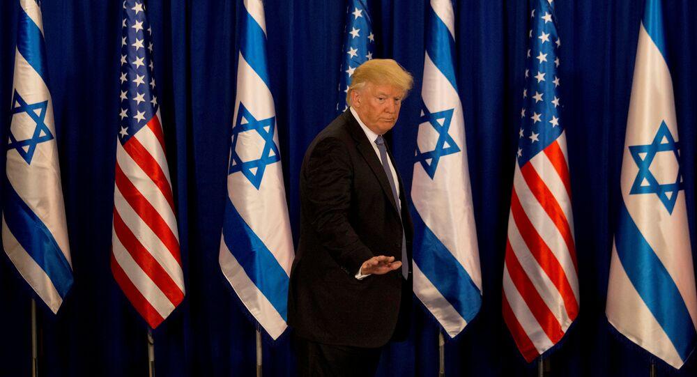 ABD Başkanı Donald Trump ve İsrail Başbakanı Benyamin Netanyahu