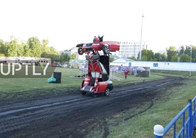 Rus yapımı Transformers