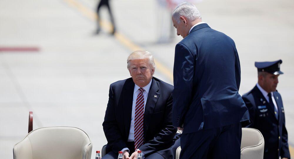 ABD Başkanı Donald Trump - İsrail Başbakanı Benyamin Netanyahu