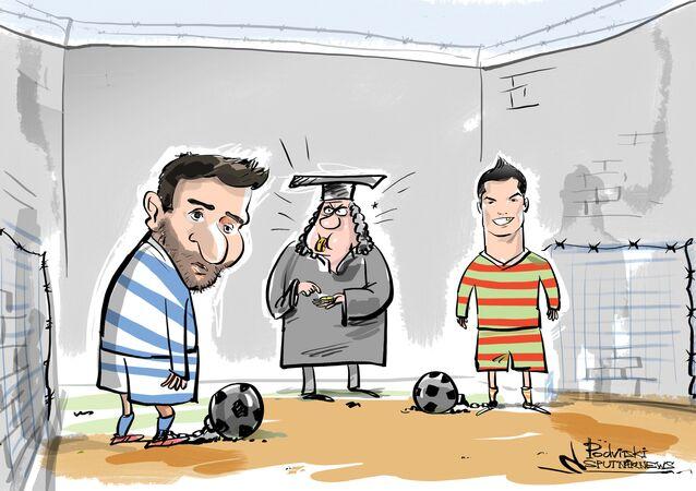 Messi'nin ardından Ronaldo'nun da 'vergi kaçırdığı' iddia edildi