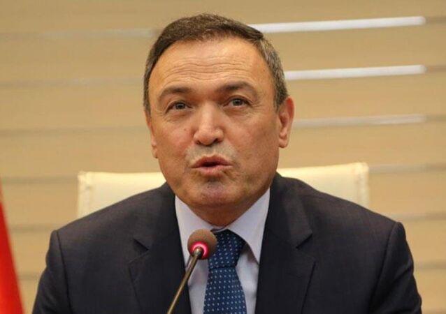 Akdeniz Üniversitesi (AÜ) eski Rektörü Prof. Dr. İsrafil Kurtcephe