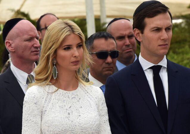 İvanka Trump ve eşi Jared Kushner