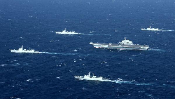 Çin- Güney Çin Denizi  - Sputnik Türkiye