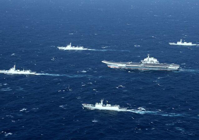 Çin- Güney Çin Denizi