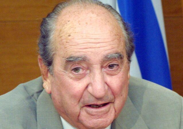 Yunanistan'ın eski başbakanlarından Konstantin Miçotakis