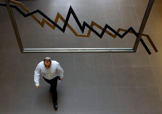 Borsa / Yunan borsası