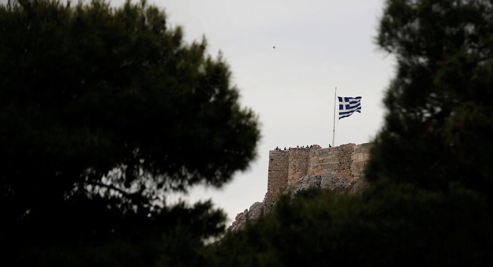 Yunanistan / Yunan bayrağı