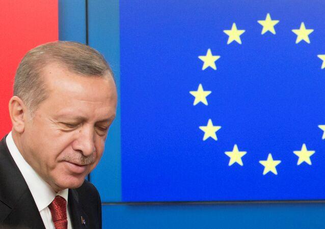 Recep Tayyip Erdoğan / AB