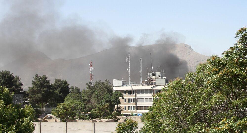 Afganistan - Kabil'de büyükelçiliklerin yakınlarında patlama