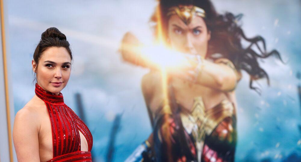 'Wonder Woman' karakterini canlandıran Gal Gadot