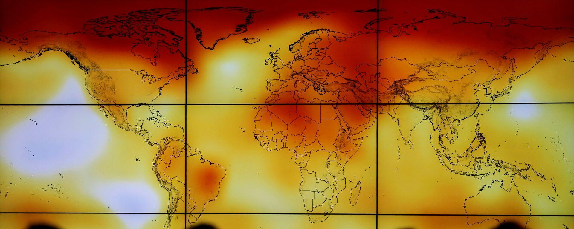 İklim değişikliği - Sputnik Türkiye, 1920, 20.05.2021