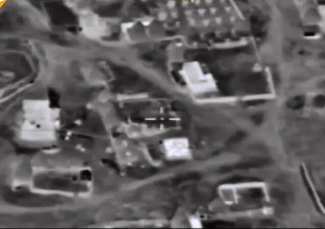 Rus Hava Kuvvetleri, Rakka'dan ayrılmaya çalışan 80 IŞİD militanı öldürüldü