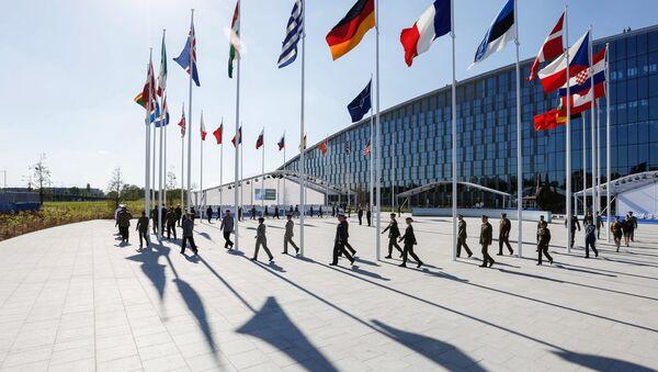 NATO headquarters in Brussels - Sputnik Türkiye