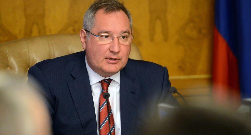 Rusya Başbakan Yardımcısı Dmitry Rogozin